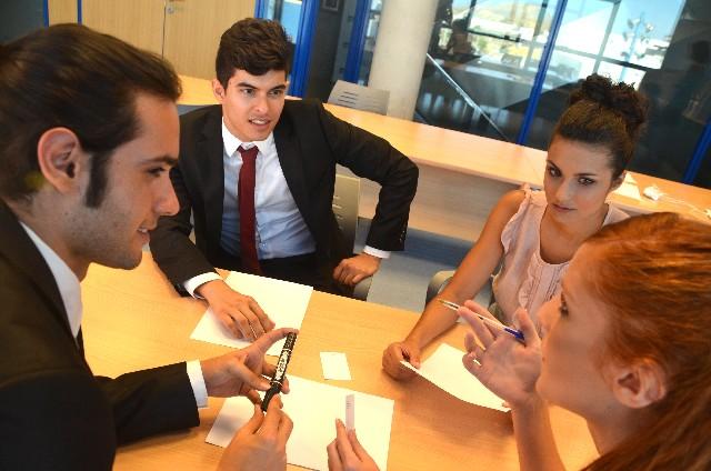 外資系企業 英語